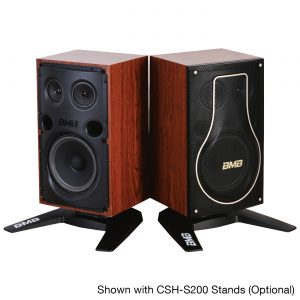 CSH200 with Stands & Opened
