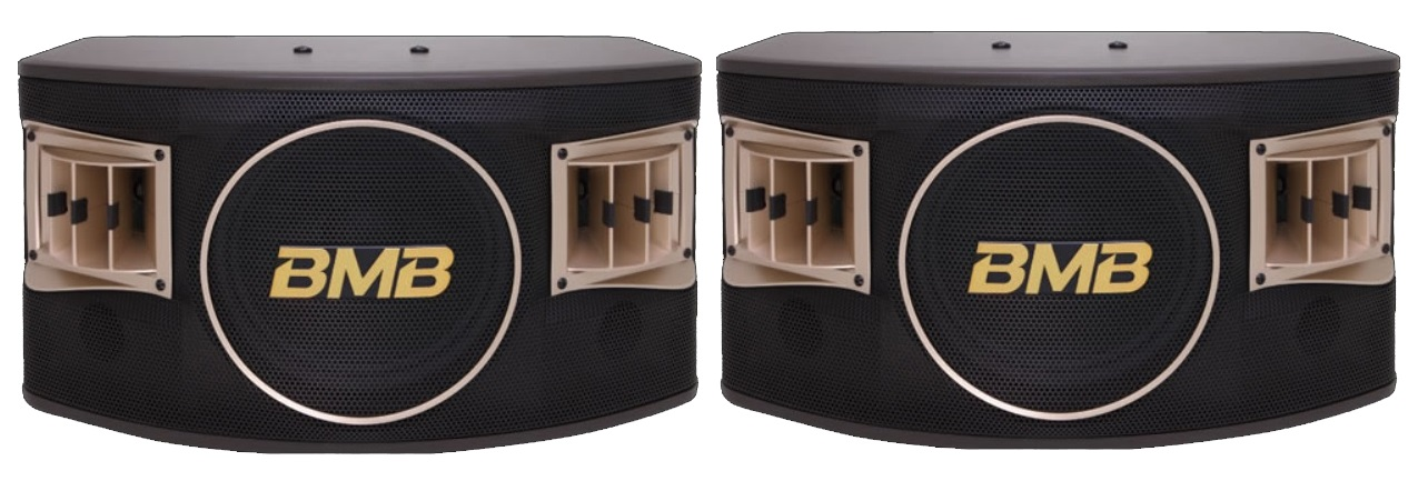 "CSV-480 500W 10"" 3-Way Karaoke Speakers"